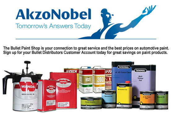 bullet distributors shop owners management On akzo nobel paints